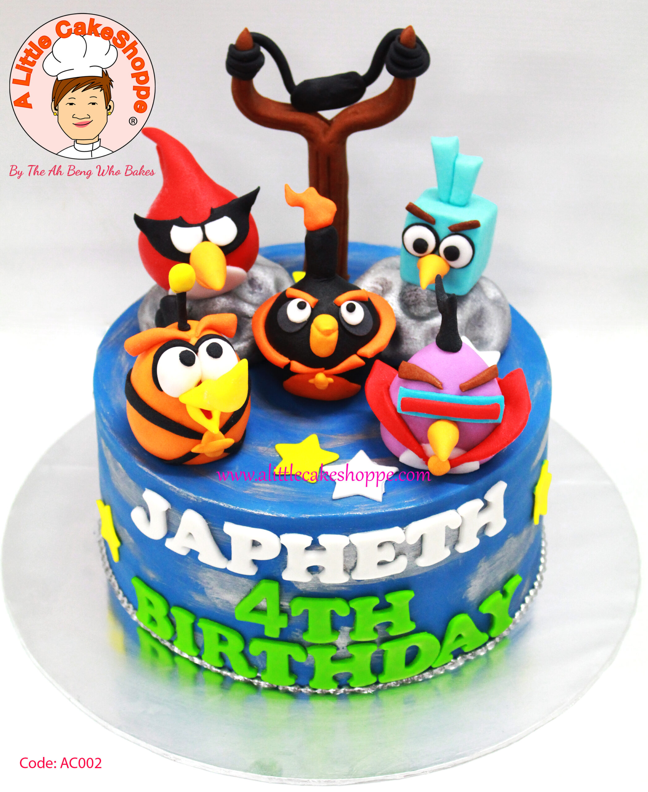 Best Customised Cake Shop Singapore custom cake 2D 3D birthday cake cupcakes desserts wedding corporate events anniversary 1st birthday 21st birthday fondant fresh cream buttercream cakes alittlecakeshoppe a little cake shoppe compliments review singapore bakers SG cake shop cakeshop ah beng who bakes angry bird