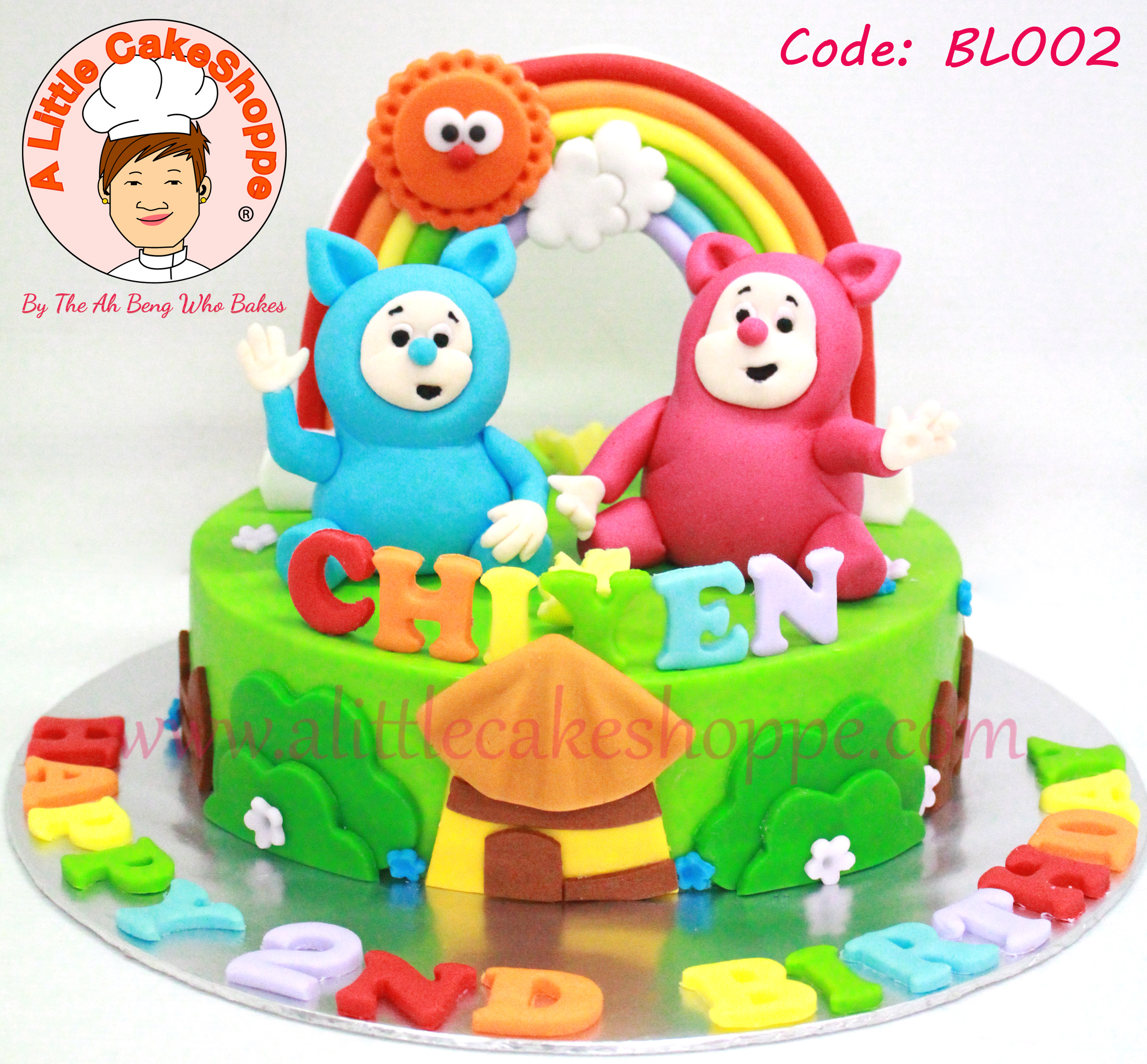 Code: BL002