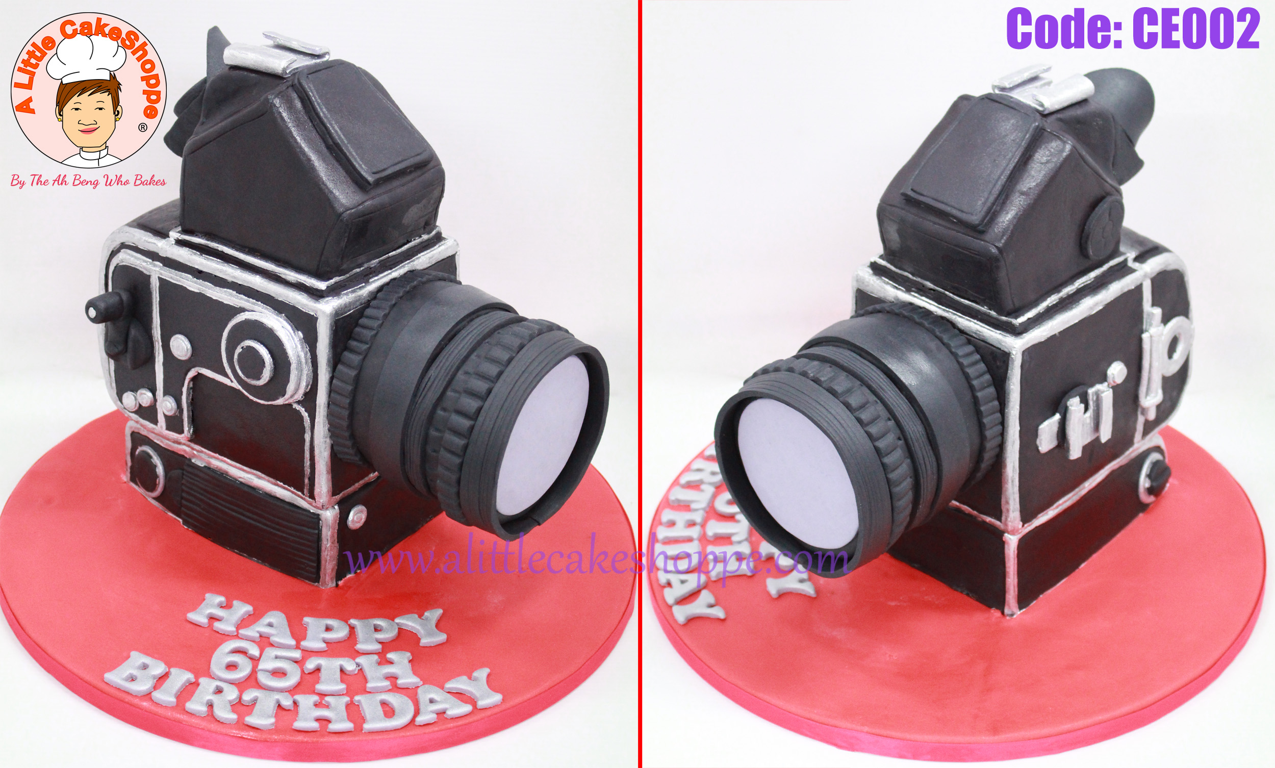 Best Customised Cake Shop Singapore custom cake 2D 3D birthday cake cupcakes desserts wedding corporate events anniversary 1st birthday 21st birthday fondant fresh cream buttercream cakes alittlecakeshoppe a little cake shoppe compliments review singapore bakers SG cake shop cakeshop ah beng who bakes camera