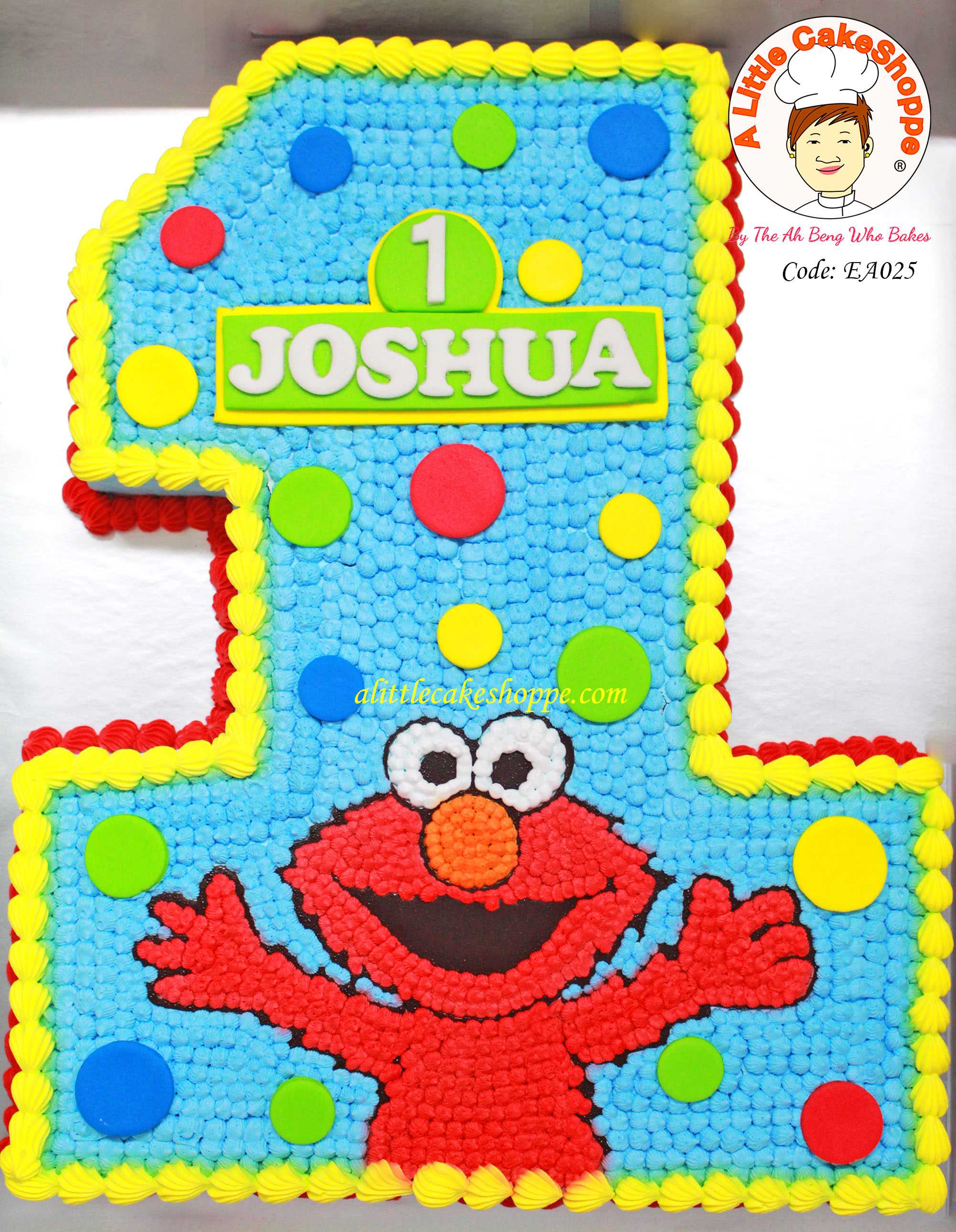 Best Customised Cake Shop Singapore custom cake 2D 3D birthday cake cupcakes desserts wedding corporate events anniversary 1st birthday 21st birthday fondant fresh cream buttercream cakes alittlecakeshoppe a little cake shoppe compliments review singapore bakers SG cake shop cakeshop ah beng who bakes sesame street elmo