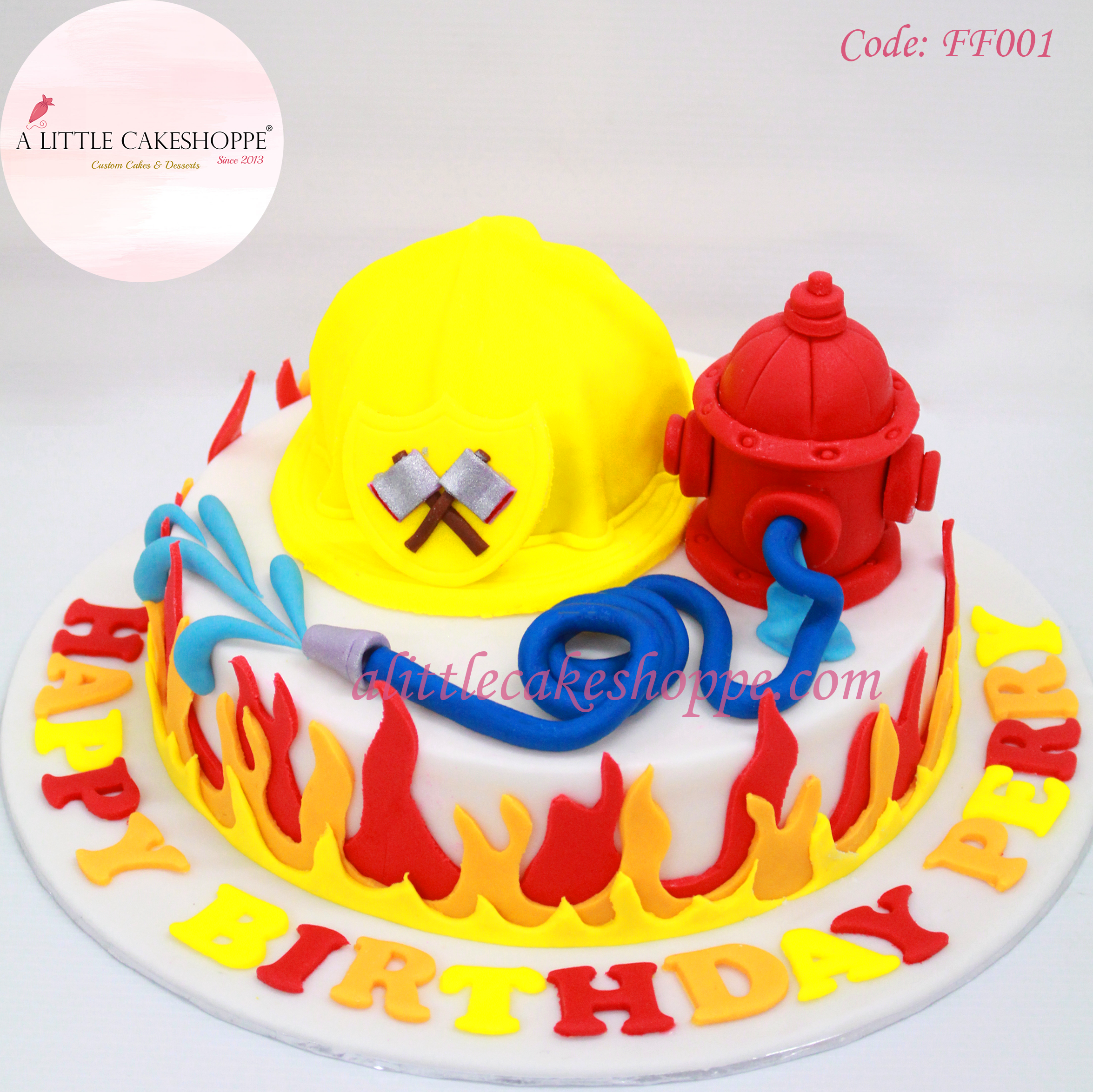 Best Customised Cake Shop Singapore custom cake 2D 3D birthday cake cupcakes desserts wedding corporate events anniversary 1st birthday 21st birthday fondant fresh cream buttercream cakes alittlecakeshoppe a little cake shoppe compliments review singapore bakers SG cake shop cakeshop ah beng who bakes fireman