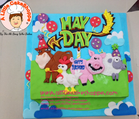 Best Customised Cake Singapore custom cake 2D 3D birthday cake cupcakes wedding corporate events anniversary fondant fresh cream buttercream cakes alittlecakeshoppe compliments review singapore bakers SG cakeshop ah beng who bakes hayday