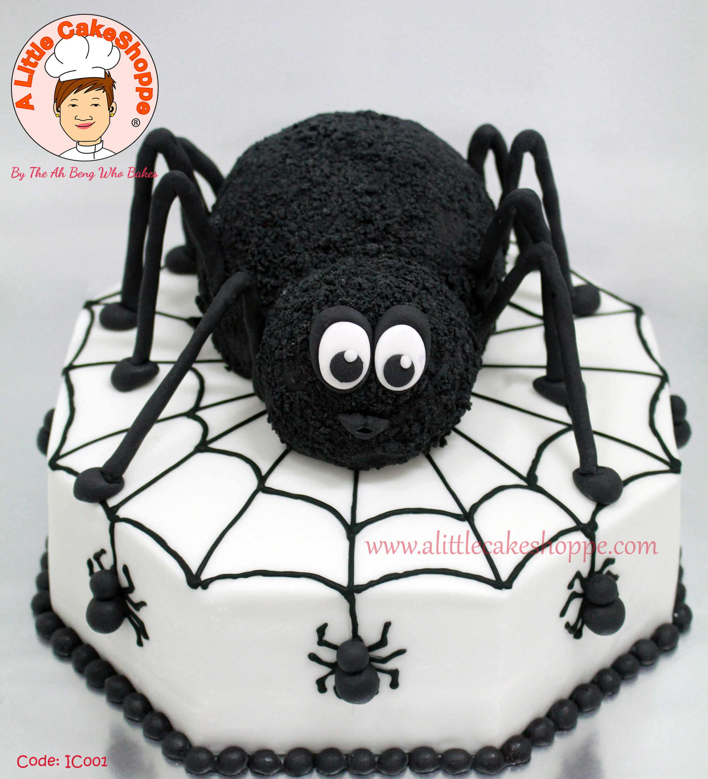 Best Customised Cake Shop Singapore custom cake 2D 3D birthday cake cupcakes desserts wedding corporate events anniversary 1st birthday 21st birthday fondant fresh cream buttercream cakes alittlecakeshoppe a little cake shoppe compliments review singapore bakers SG cake shop cakeshop ah beng who bakes spider insect