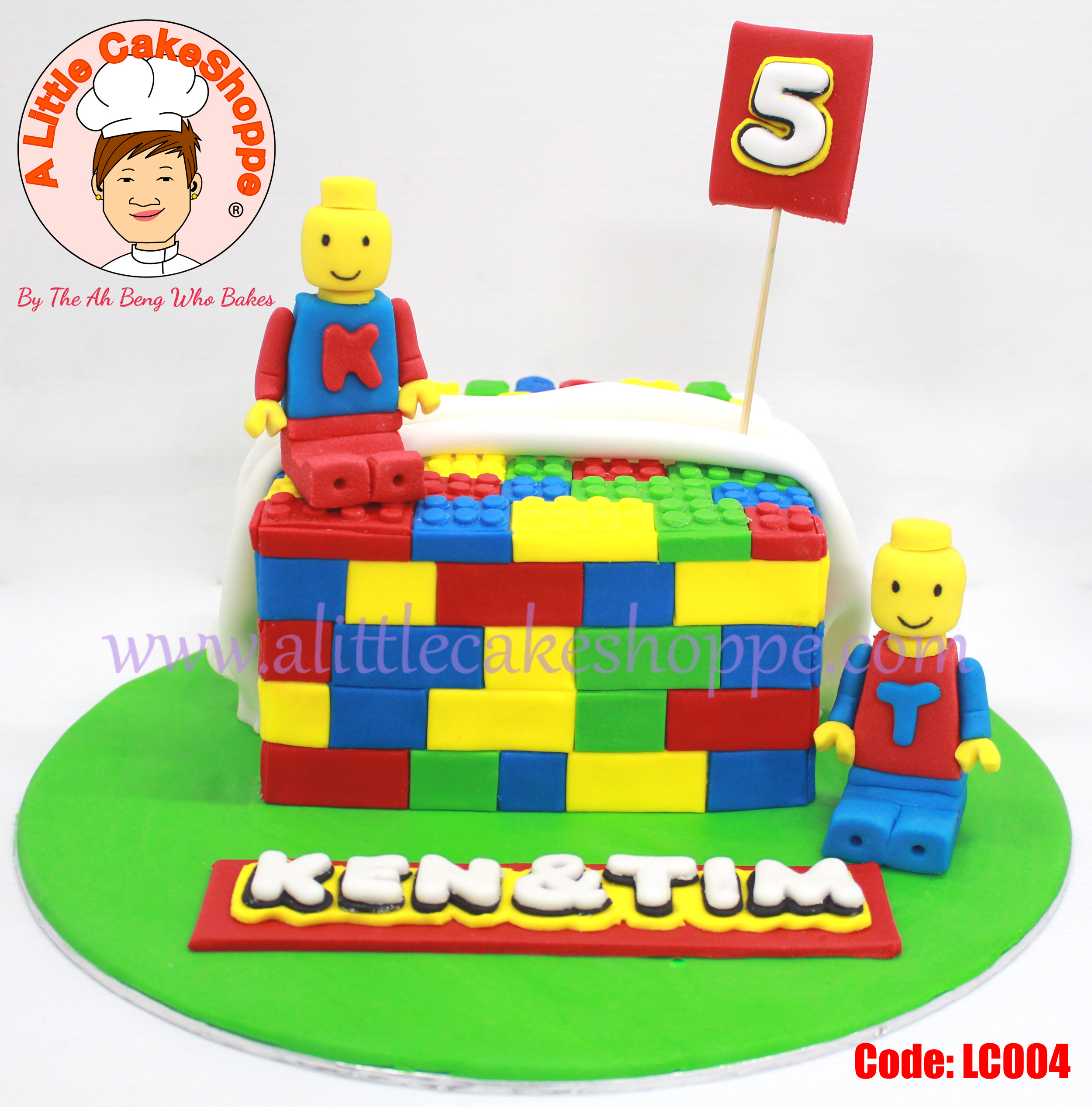 Best Customised Cake Shop Singapore custom cake 2D 3D birthday cake cupcakes desserts wedding corporate events anniversary 1st birthday 21st birthday fondant fresh cream buttercream cakes alittlecakeshoppe a little cake shoppe compliments review singapore bakers SG cake shop cakeshop ah beng who bakes lego