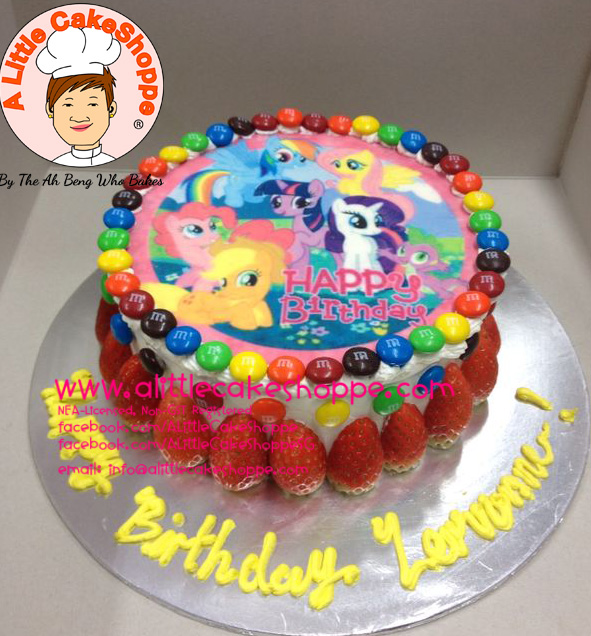 Code Mc006 A Little Cakeshoppe Singapore Customized 2d And 3d
