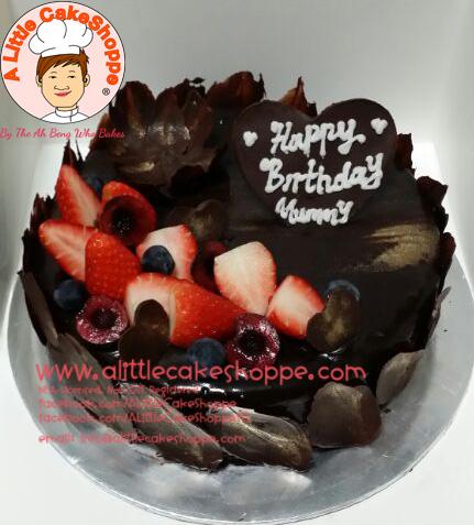 Standard Design Cakes