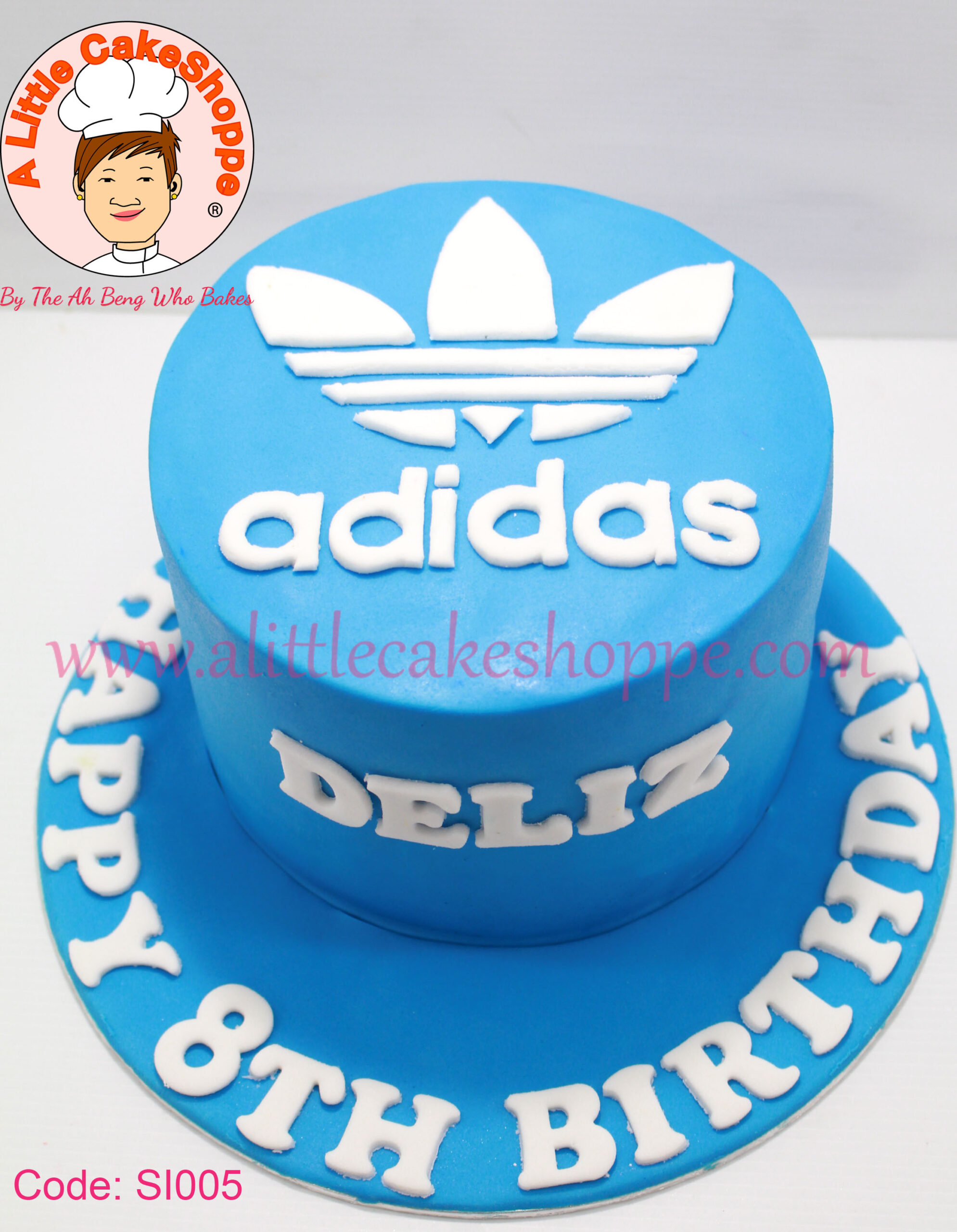 Best Customised Cake Singapore custom cake 2D 3D birthday cake cupcakes desserts wedding corporate events anniversary 1st birthday 21st birthday fondant fresh cream buttercream cakes alittlecakeshoppe a little cake shoppe compliments review singapore bakers SG cakeshop ah beng who bakes sports adidas