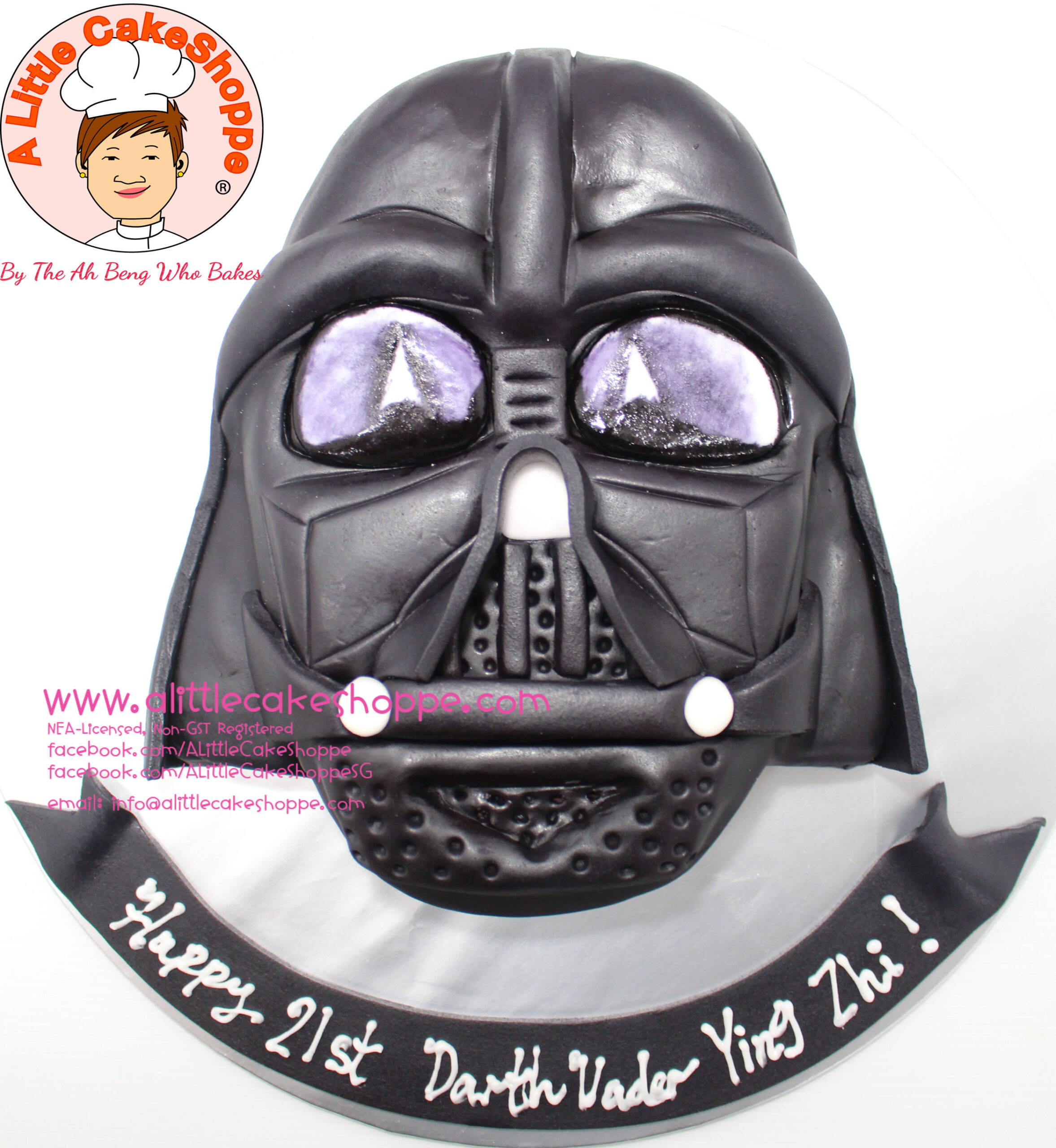 Best Customised Cake Singapore custom cake 2D 3D birthday cake cupcakes desserts wedding corporate events anniversary 1st birthday 21st birthday fondant fresh cream buttercream cakes alittlecakeshoppe a little cake shoppe compliments review singapore bakers SG cakeshop ah beng who bakes starwars stormtroopers lego