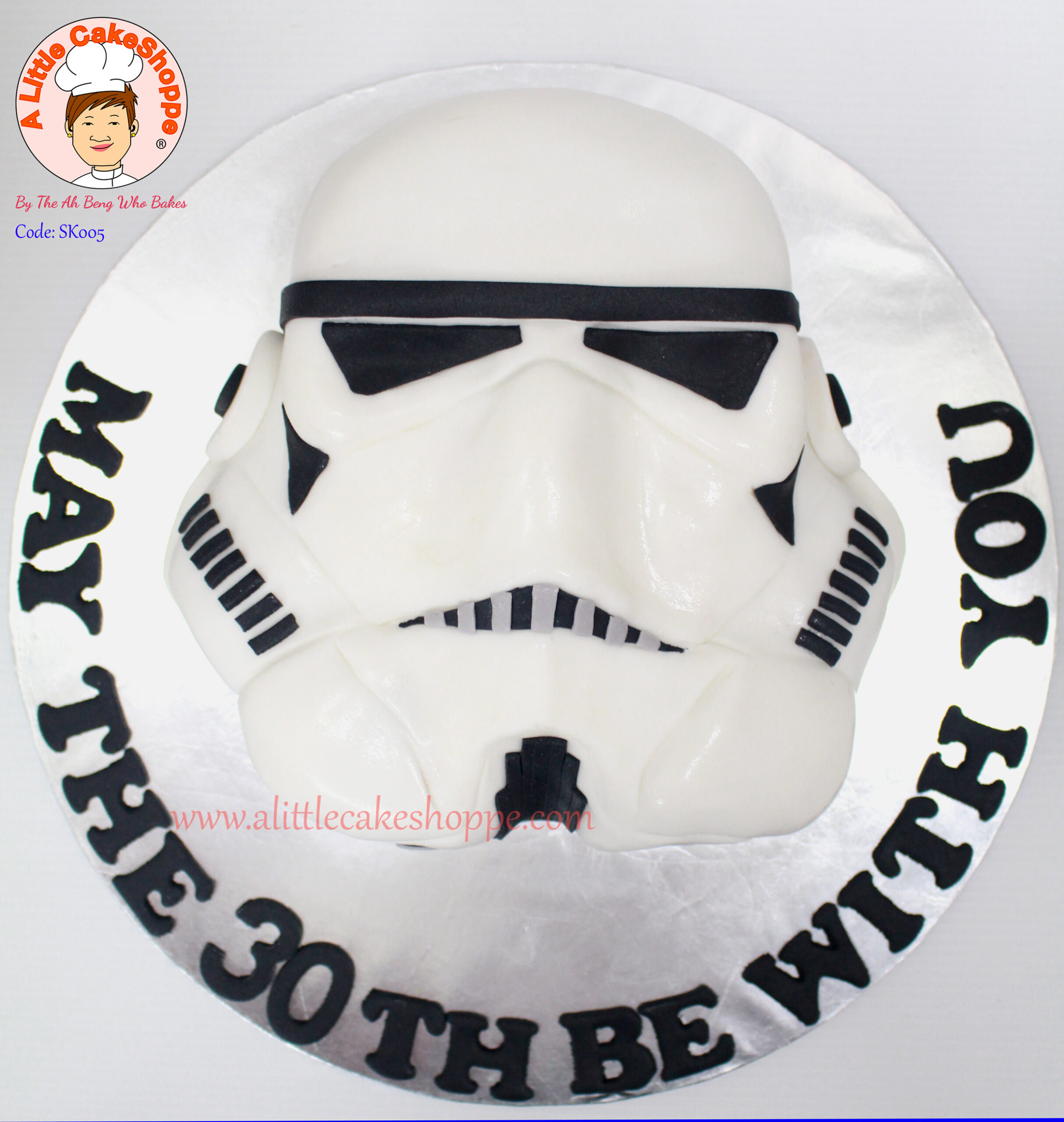 Best Customised Cake Singapore custom cake 2D 3D birthday cake cupcakes desserts wedding corporate events anniversary 1st birthday 21st birthday fondant fresh cream buttercream cakes alittlecakeshoppe a little cake shoppe compliments review singapore bakers SG cakeshop ah beng who bakes starwars stormtroopers