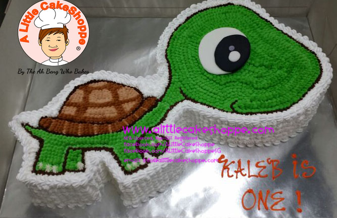 Best Customised Cake Singapore custom cake 2D 3D birthday cake cupcakes desserts wedding corporate events anniversary fondant fresh cream buttercream cakes alittlecakeshoppe a little cake shoppe compliments review singapore bakers SG cakeshop ah beng who bakes tortoise